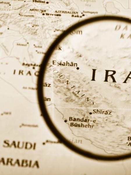 Iran magnified