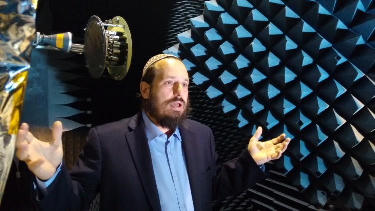 Raz Itzhaki Tamir, CEO of SkyFi