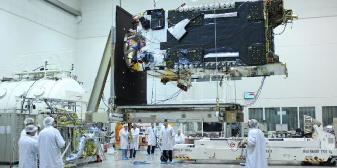 Israeli Government To Make Decision On Home-Grown Or U.S.-Built Satellite
