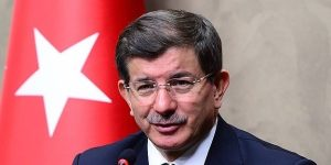 Turkish Prime Minister Ahmet Davutoglu . Photograph courtesy of the Ministry of Foreign Affairs, Ankara, Republic of Turkey.
