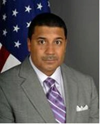 U.S. Assistant Secretary of States for Arms Control, Verification, and Compliance, Mr. Frank A. Rose. Photograph courtesy of U.S. Department of State.