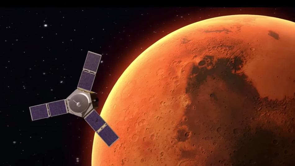 nasa probes sent to mars - photo #25