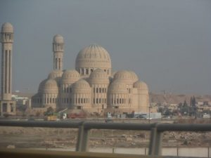 Mosul Grand Mosque. Photograph courtesy of Wiki Commons.