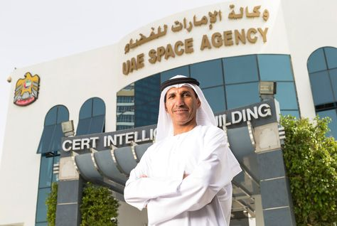 #SpaceWatchGL Interview: Dr. Mohammed Al Ahbabi Of The UAE Space Agency