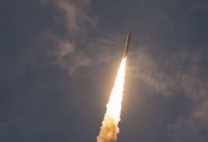 Ariane 5 ECA Launch. Courtesy: Arianespace