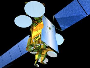 Arabist's Badr-5 satellite. Image courtesy of Airbus Defence and Space.