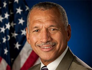 NASA Administrator Charlie Bolden. Photograph courtesy of NASA.