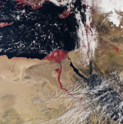 Egypt Receives $45 Million Grant From China For EgyptSat-2 Earth Observation Satellite Completion