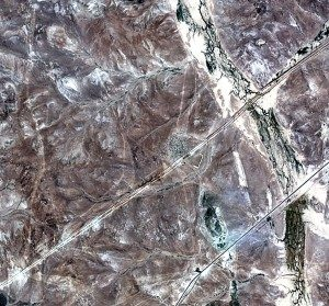 Hadalat, Syria, taken on 29 January 2016, by UrtheCast's Deimos-2 satellite. Credits: UrtheCast.