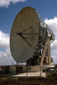 "Goonhilly 1 or ""Arthur"" is probably the most famous and loved satellite dish in the world!"
