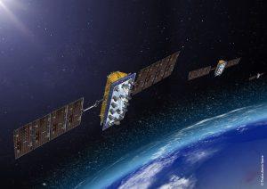 Leosat satellite - Credits: Leosat