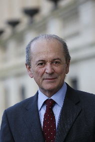 Ambassador François Sénémaud, France's ambassador to Iran. Photograph courtesy of Quai d'Orsay.