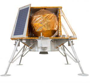 TeamIndus spacecraft - Credits: TeamIndus
