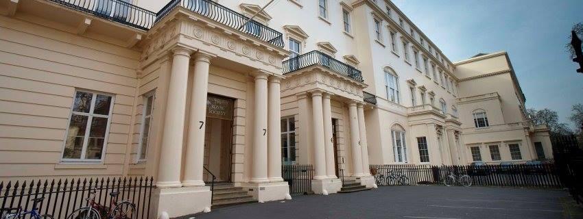 Royal Society London - Credits: RISpace
