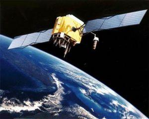 Chinas GNSS Beidou satellites; Credits: China.org.cn