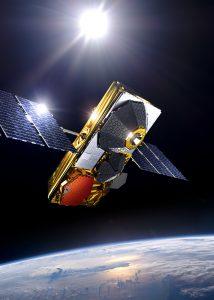 Globalstar 2nd generation satellite; Courtesy: Thales Alenia Space
