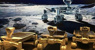 Generations of AUDI Lunar rover; Credits: SpaceWatch Middle East