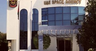 Headquarters of UAE Space Agency, Abu Dhabi; Credits: SpaceWatch Middle East