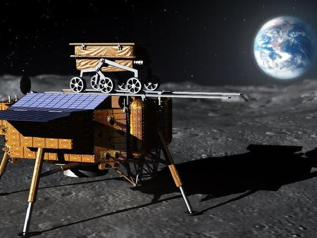 China Sets Sights On Far Side Of The Moon