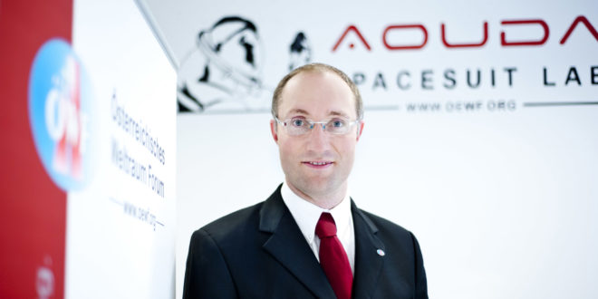 #SpaceWatchGL Interviews: Advice for the Next Generation – Gernot Groemer of OeWF