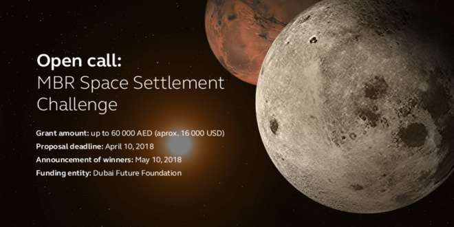 MBR Space Settlement Challenge Fund Launches On Guaana Platform