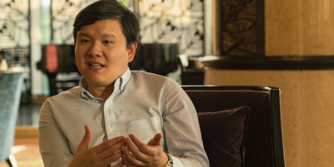 #SpaceWatchGL Interviews: James Yenbamroong On New Space Investments In The Asia-Pacific