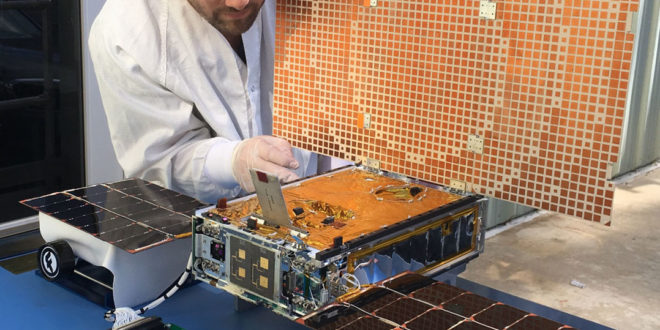 NASA's InSight Mission to Test Cubesat Capability in Deep Space