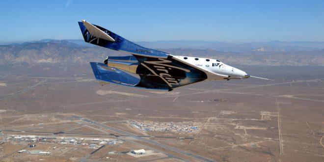 Virgin Galactic unveils SpaceShipTwo's cabin design