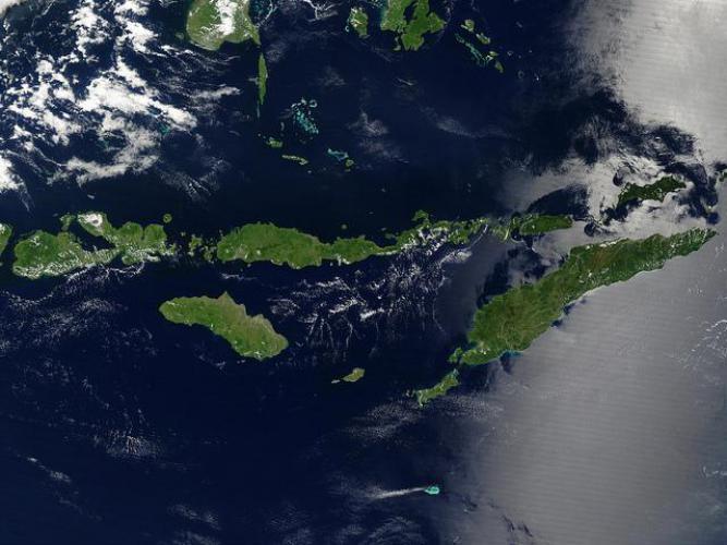 Indonesia's Nusantara Satu Communications Satellite Successfully