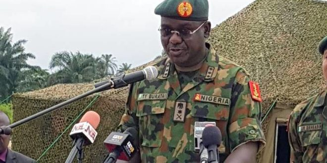 Nigerian Army To Create Cyber Warfare Command To Combat Online Terrorism And Crime
