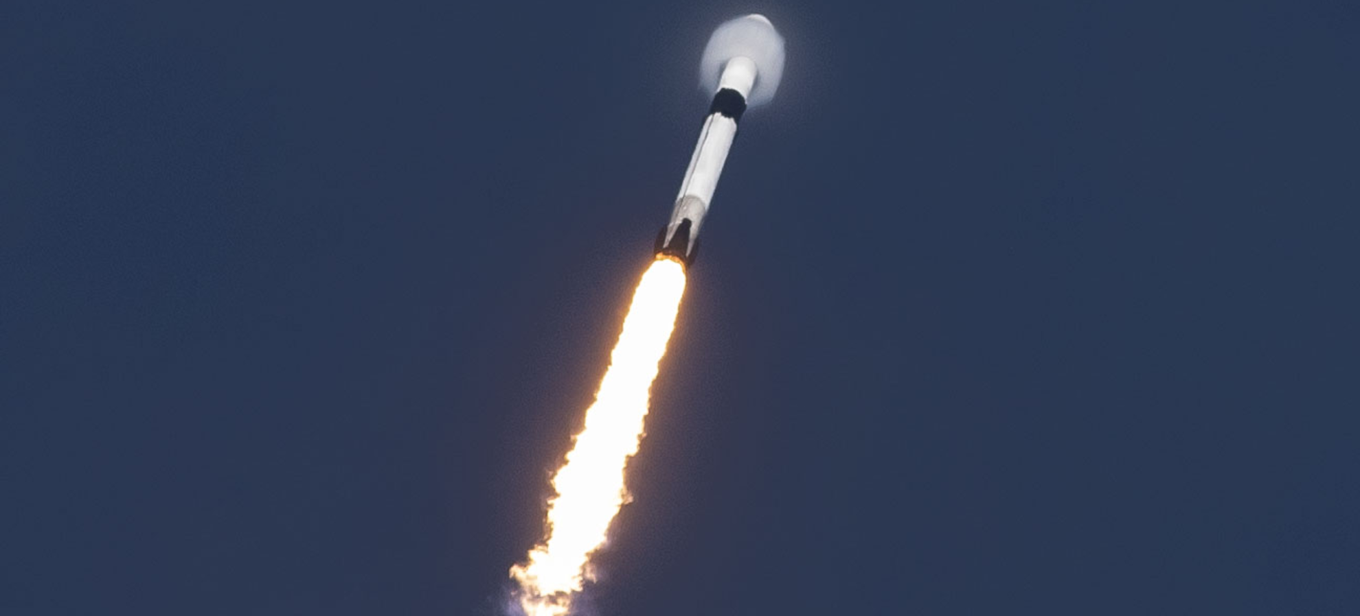 Qatar's Es'hail-2 Successfully Launched By SpaceX Falcon-9 SLV
