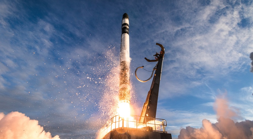 New Zealand's Rocket Lab shoots 13 tiny cube satellites into orbit