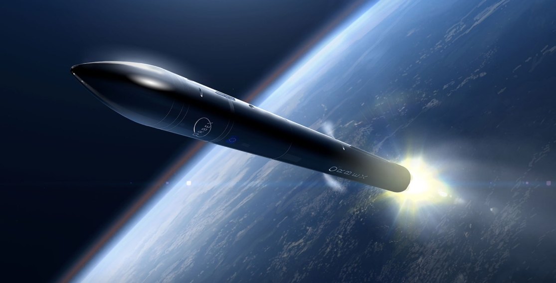satellite launch in florida
