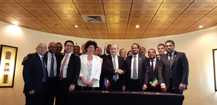 Ethiopia And Kenya Enter Into Space Cooperation Agreements With