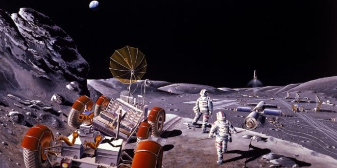 #SpaceWatchGL Op'ed: Will Europe Lose Its Way To The Moon?