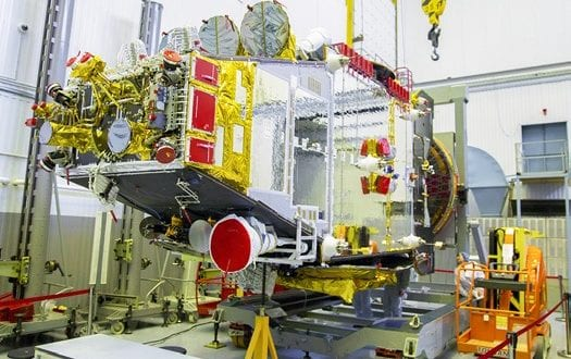 Fourth Blagovest Satellite Launch Planned for July