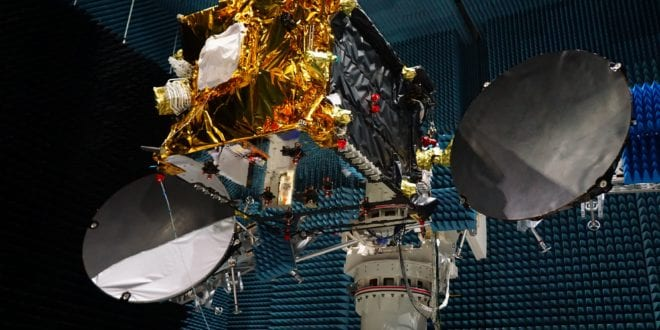 European Data Relay System EDRS-C Successfully Launched