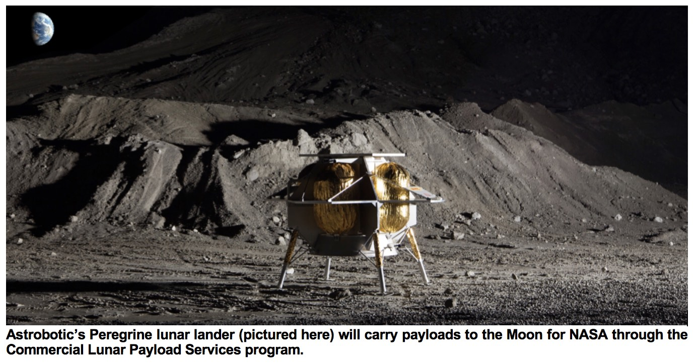 nasa commercial lunar payload services - 1386×724