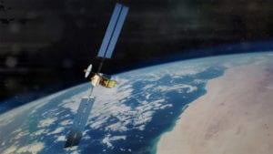 Inmarsat Next Generation Aviation GX Satellite