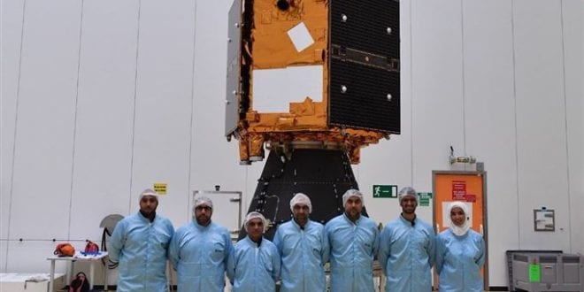 Arianespace To Launch UAE's Falcon Eye 2 On Soyuz In March 2020