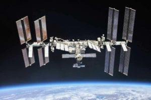 ISS, courtesy NASA
