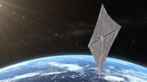 Lightsail-2, courtesy the Planetary Society
