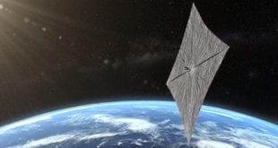 Lightsail-2, courtesy the Planetary Society