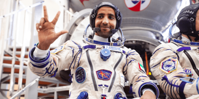 #SpaceWatchGL Op'ed: Here's how the Emirati astronauts get fit and focused for the UAE's first mission to space