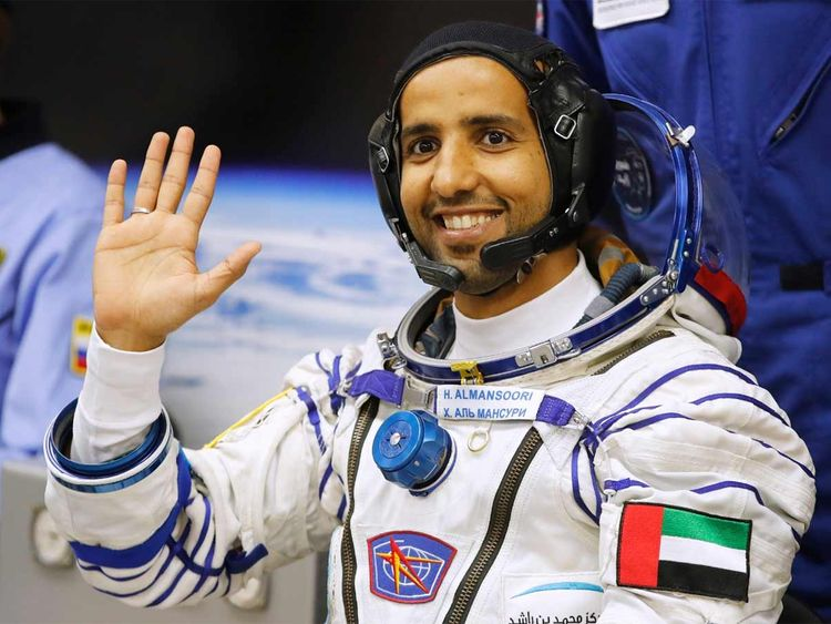 UAE: UAE astronaut back on Earth tomorrow
