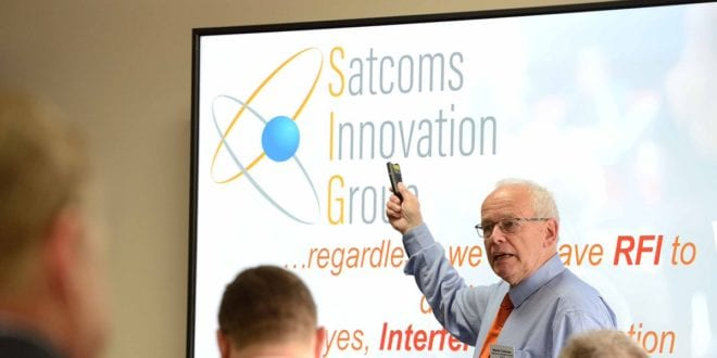 #SpaceWatchGL Interviews: Martin Coleman of Satcoms Innovation Group
