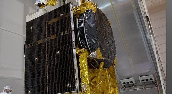 Egypt's TIBA-1 Military Communications Satellite Headed For Guiana Space Centre Launch