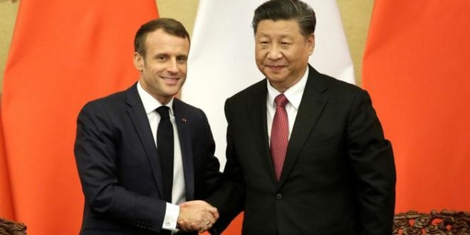 President Macron's State Visit To China Highlights Sino-French Space Cooperation
