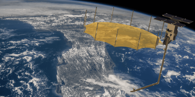 Capella Space Reveals Innovative Satellite Design For Its High-Res SAR Imagery Service