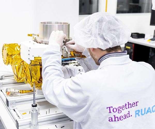 Ruag Space Contributes Key Components To Sun Explorer Solar